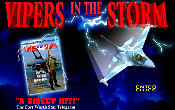 Vipers in the Storm!  Click to enter!